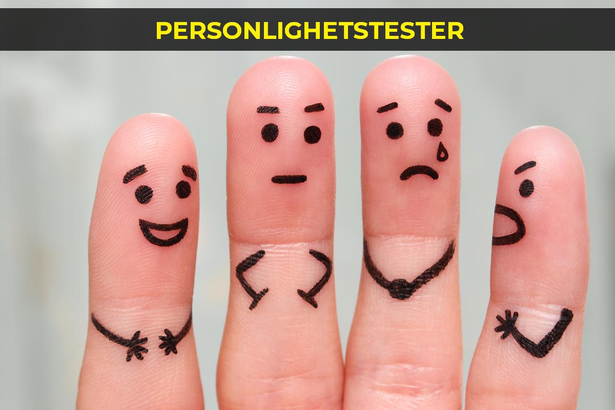 personlighetstest jobb